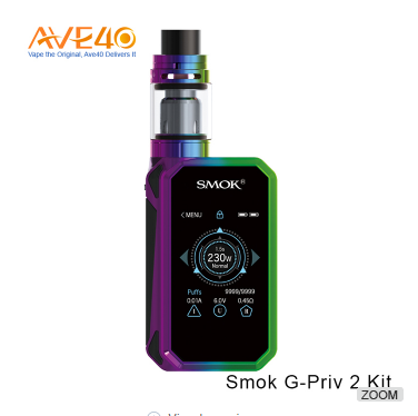 2018 trending products 220W Vaporesso Revenger vaporizer box mod with 5ml