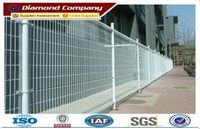 High Security PVC Coated Welded Wire Mesh Fence(Trade Assurance)