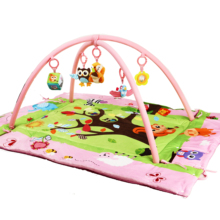 2018 hot selling baby play mat educational baby play gym mat