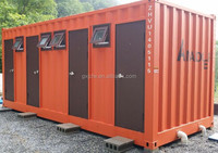 China Cheap High Quality Durable Container House for Sale/ Temporary living