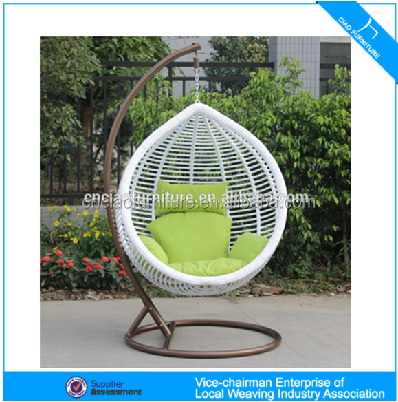 <strong>U</strong> outdoor furrniture garden big hanging chair (CF1433H)