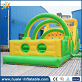 Large Funny Climbing 0.55mm PVC Inflatable Obstacle For Sale