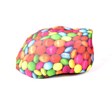 Safety Cycling Bicycle Bike Helmet Cover with UV Sun Visor
