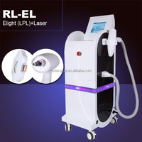 E light( IPL)+ laser beauty machine hair removal,skin lifting,tattoo removal
