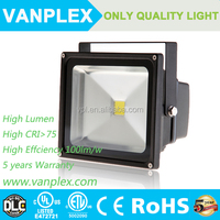 Waterproof IP65 high lumen housing 10w 20w 30w 50w 70w led flood light