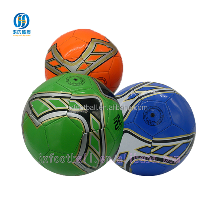 New arrival customized machine stitched soccer ball