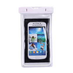 China manufacturer universal pvc waterproof phone pouch bag case for smartphone