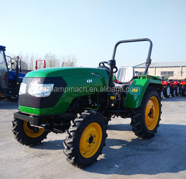 China low price 4x4 40hp mahindra mini tractor price