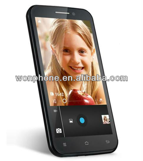 5 inch IPS Android 4.1.1 MTK6589 RAM 1GB Front 2MP Rear 8MP Camera Wifi GPS Mobile phone ZOPO ZP810