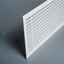interior decoration plastic air grille ceiling wall return air grilles