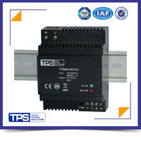 TPS 60W 12V 5A din rail Services Alarms and Security din rail power supply