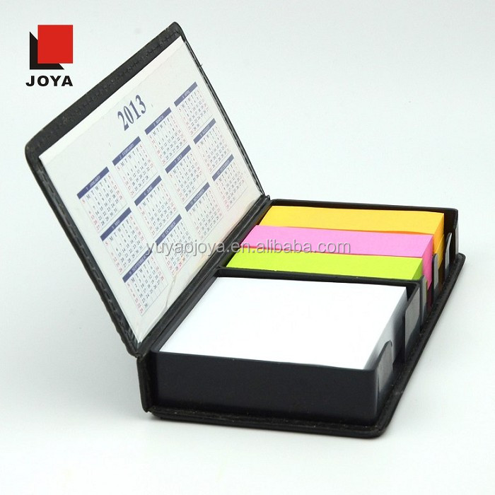 Three Colors Office/School Supply Promotional Sticky Note Book