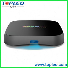 Android 6.0 2g 16g free tv box T95R Pro streaming tv box Amlogic S912