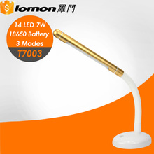 T7003 Indoor Newest Design High Quality Hotel Led Modern Table Lamp