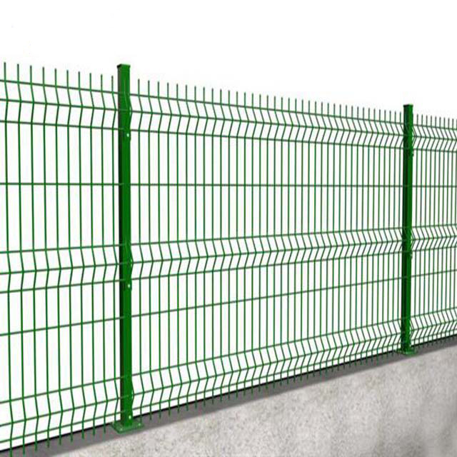 PVC Coated Holland Wire Mesh Fence (Manufacturer)