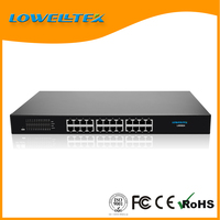 Gigabit Manageable networking 10g 8-port sfp+ switch