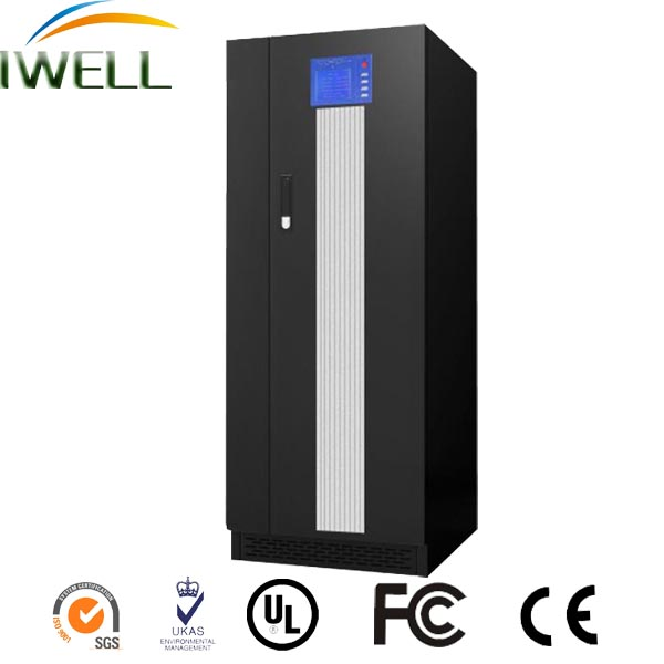 10 - 200 Kva Online Low Frequency uninterrupted power supply 60 kva ups