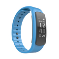 Popular sport touch screen fitness tracker smart band waterproof pedometer heart rate 3D fitness tracker