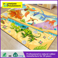 US Standard Dinosaur Design Softextile Eco-friendly Baby/Kids Play Mat
