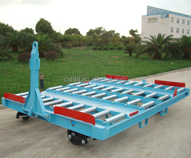 Multi Functional Airport trolley 7 tons trailer dolly and tractor truck