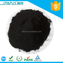 China carbon black price per ton of black granule