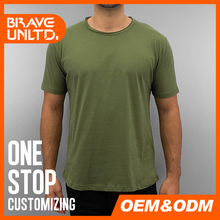 New promotion 65 polyester 35 cotton t shirt best price high quality dryfit t-shirt