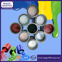 MAGCICCOAT liquid pearl white acrylic car paint prices