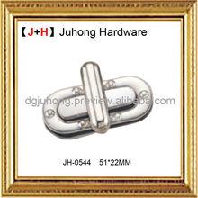 2013 fashion wholesale bag locks and clasps