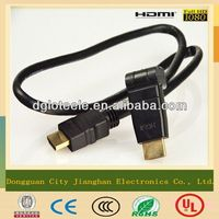 Braid shielding 50 hdmi cable made in China