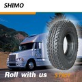SHIMO ST901 All steel rubber tyre companies names KING ROCKY 12.00R24