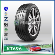 Keter brand high quality radial car tyres with 16-20''