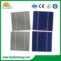 Poly Mini Cell Solar Price 156*156mm Photovoltaic Cells