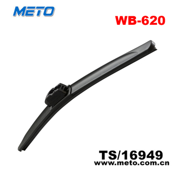Natural Rubber Car Front Windscreen Flat Wiper Blade