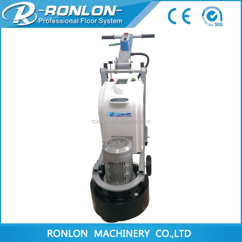 R460 CE approved polisher for concrete and marble with low price and vacuum cleaner