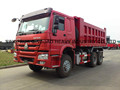 QINGZHUAN HOWO 25T 6X4 25 tons dump truck for sale