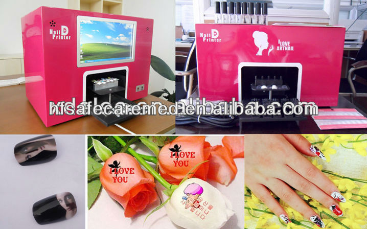 Economic Applicable Hot Sale Printer For Nails And Flowers