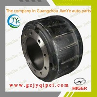 High quality Dongfeng general use EQ153 15T Rear Brake drum