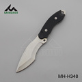 Outdoor camping knife with G10 handle