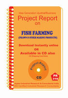Fish Farming (Prawn & other Marine Products)