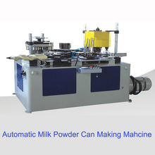 Automatic Combination Machine For Food Round Can (Flanging, Beading, Seaming)