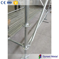 Ringlock scaffolds material for sale