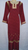 Ladies islamic dress, Jalabya