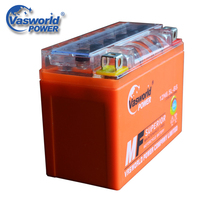 12V 6AH 10Hr Dry Charged 12N6-3B Motorcycle Battery