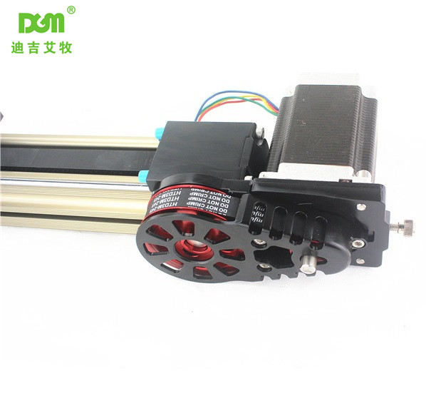 Slides linear actuator for automatic system