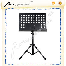 music instrument popular music clips & stand / cheap decorative music stands