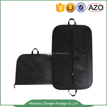 Promotional garment bag non-woven tote cloth cover bag