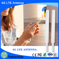 SMA male straight rotatable Rubber 4G LTE antenna for huawei modem
