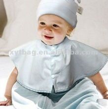 2012 new baby products baby saliva scarf waterproof baby 100%cotton shawls