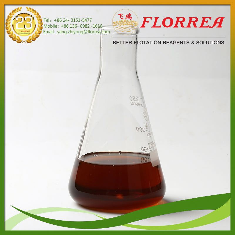 Factory industrial grade flotation mineral processing economical frother reagents pine oil chemical material price