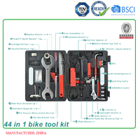 Article No.TC01 bike tool kit most popular bicycle tool set 44 in 1